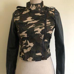 TOV Holy Camouflage jacket